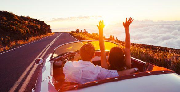 Roadtrip - Mit dem Auto in den Urlaub fahren