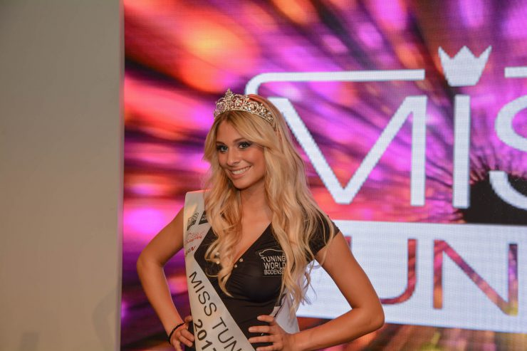 Die neue Miss Tuning 2017