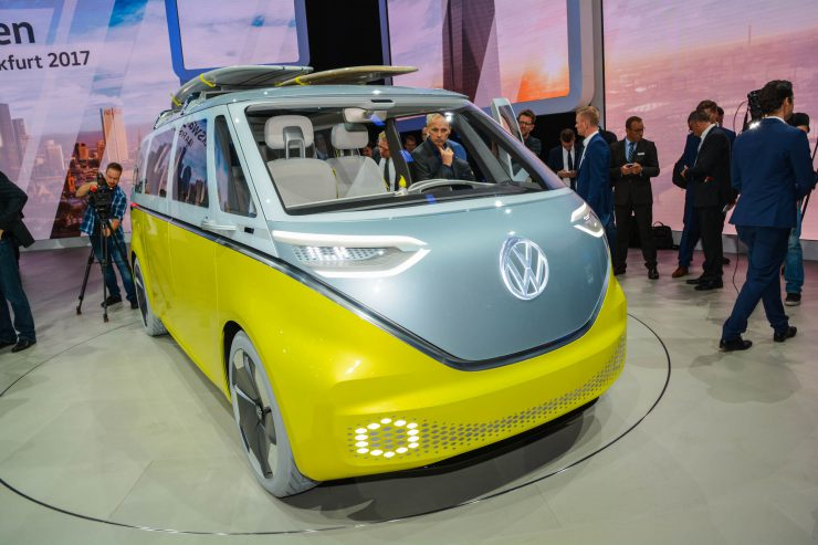 VW Elektrobully I.D.