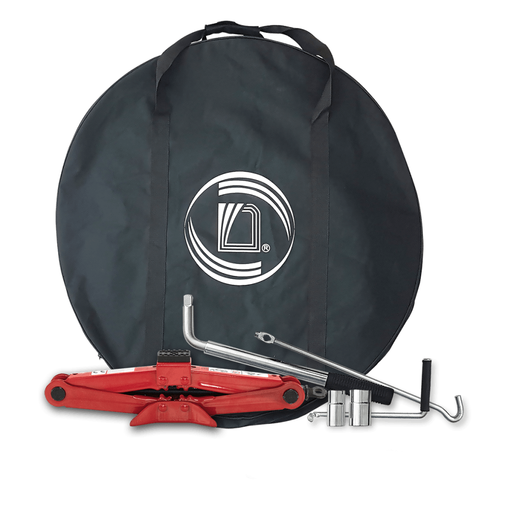 Diewe Notlaufrad - Tasche und Zubehör