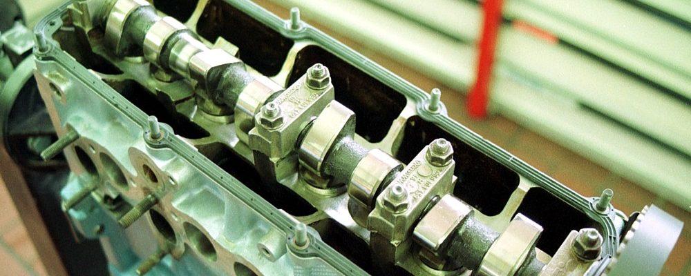 1.8 Liter 8V Motor mit Nockenwelle