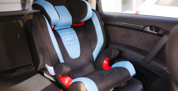 Richtiger Umgang mit dem Kindersitz: 3 wichtige Tipps