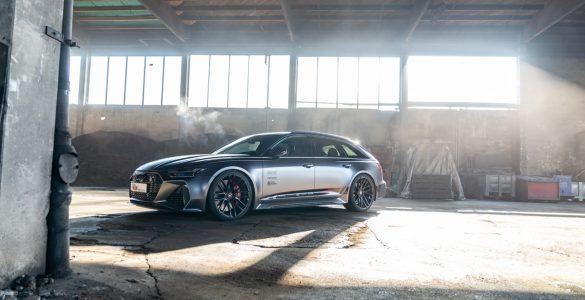 Audi RS6: KW stellt Upgrade für RS-Sportfahrwerk plus vor