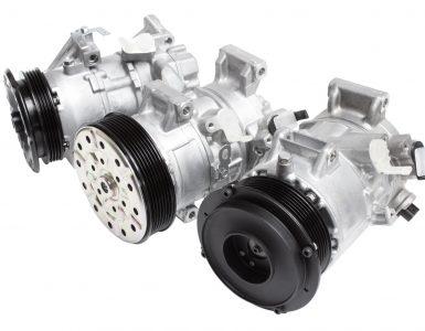 Klimakompressoren für das Auto im Vergleich